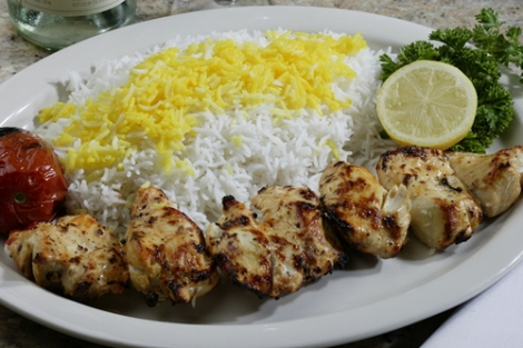 Boneless Chick Kabob